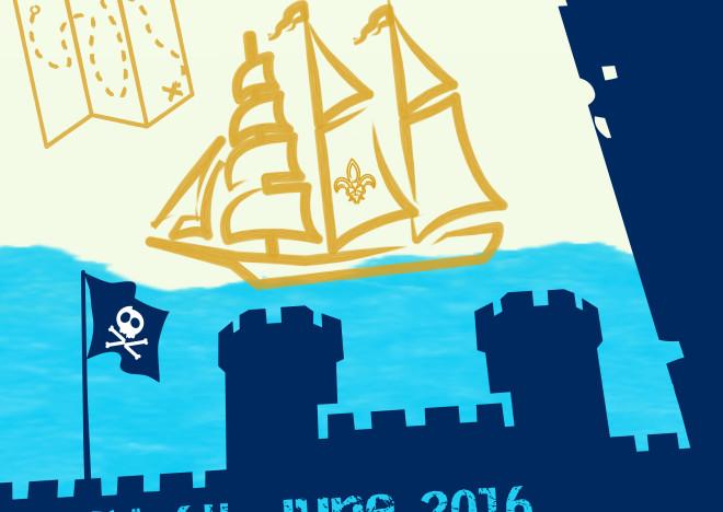 CastleJAM16 – Treasure Island